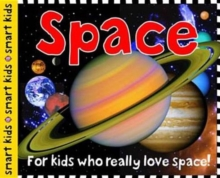 Space : Smart Kids, Hardback Book