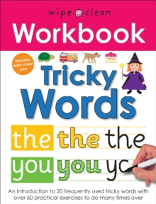 Tricky Words, Paperback Book