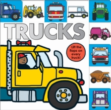 Trucks, Board book Book