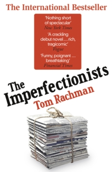 The Imperfectionists, Paperback Book