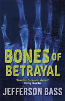 Bones of Betrayal, Paperback Book