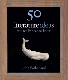 50 Literature Ideas You Really Need to Know, EPUB eBook
