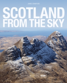 Scotland from the Sky, Hardback Book