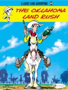 Lucky Luke : Oklahoma Land Rush v. 20, Paperback Book