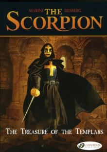 The The Scorpion : The Treasure of the Templars Treasure of the Templars v. 4, Paperback Book