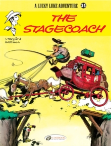 Lucky Luke : Stagecoach v. 25, Paperback Book