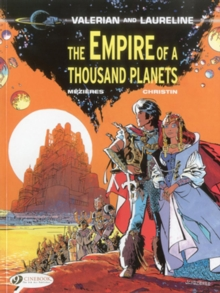The Empire of a Thousand Planets, Paperback Book