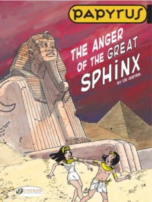 Papyrus : Anger of the Great Sphinx v. 5, Paperback Book