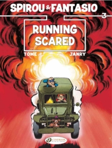 Spirou & Fantasio : Running Scared v. 3, Paperback Book