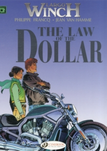 Largo Winch : Law of the Dollar v. 10, Paperback / softback Book