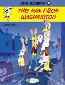 The Man from Washington, Paperback / softback Book