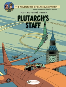 Plutarch's Staff, Paperback / softback Book