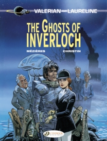 The Ghosts of Inverloch, Paperback Book