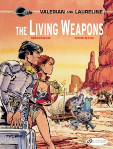 The Living Weapons, Paperback Book