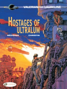 Hostages of Ultralum, Paperback Book