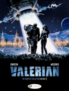 Valerian : The Complete Collection, Hardback Book
