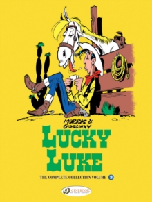 Lucky Luke Complete Collection, Paperback / softback Book