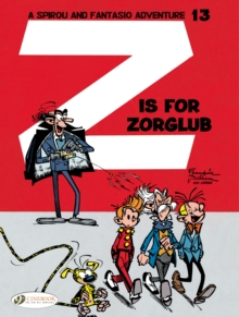 Z Is for Zorglub, Paperback Book