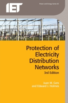 Protection of Electricity Distribution Networks, Paperback / softback Book
