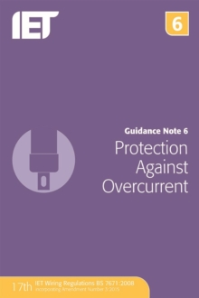Guidance Note 6: Protection Against Overcurrent, Paperback Book