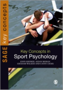 Key Concepts in Sport Psychology, Paperback Book