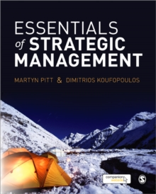 Essentials of Strategic Management, Paperback / softback Book