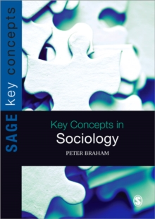 Key Concepts in Sociology, Paperback / softback Book