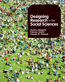 Designing Research in the Social Sciences, Paperback Book