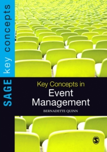 Key Concepts in Event Management, Paperback / softback Book