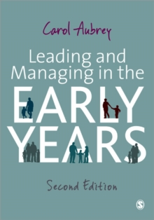 Leading and Managing in the Early Years, Paperback Book