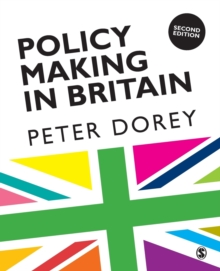 Policy Making in Britain : An Introduction, Paperback Book