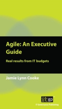 Agile: An Executive Guide : Real results from IT budgets, PDF eBook