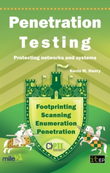 Penetration Testing : Protecting networks and systems, PDF eBook