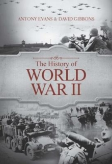 The History of World War II, Paperback Book