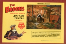 Broons' Jigsaw Puzzle - Granpaw's Shed, Game Book