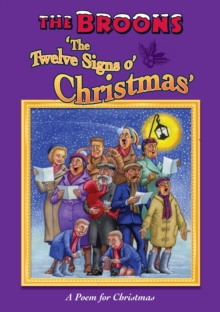 The Broons 'The Twelve Signs O' Christmas' - a Poem for Christmas, Pamphlet Book