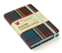 Anderson: Waverley Genuine Tartan Cloth (9cm x 14cm) Pocket Format Commonplace Notebook, Hardback Book