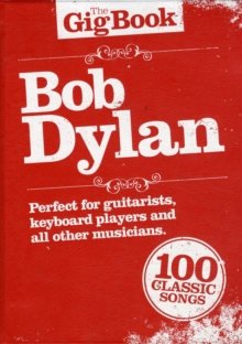 The Gig Book : Bob Dylan, Paperback Book