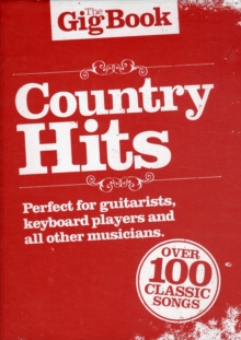 Gig Book: Country Hits, Paperback / softback Book