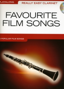 Really Easy Clarinet : Favourite Film Songs, Paperback Book