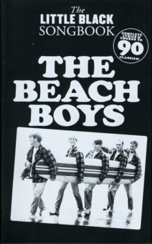 The Little Black Songbook : The Beach Boys, Paperback / softback Book