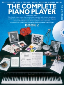 The Complete Piano Player : Book 2 - CD Edition, Paperback / softback Book