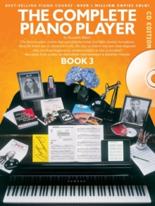 The Complete Piano Player : Book 3 - CD Edition, Paperback / softback Book