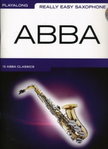 Really Easy Saxophone : Abba, Paperback Book