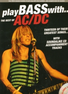 Play Bass with... the Best of AC/DC, Paperback Book