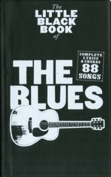 The Little Black Songbook : The Blues, Paperback / softback Book