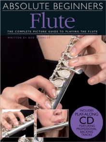 Absolute Beginners : Flute, Paperback / softback Book