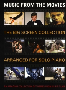 Music From The Movies : The Big Screen Collection, Paperback / softback Book