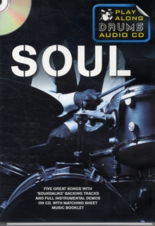 Play Along Drums Audio CD : Soul, Paperback Book
