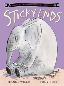 Sticky Ends, Hardback Book